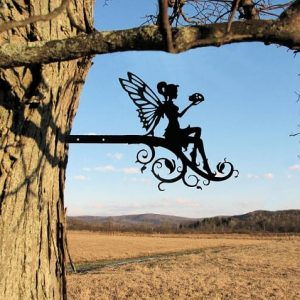 Fairy metal tree /Metal Birds / metal birds/ /Tree Bird/Yard art