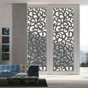 Metal Decorative Insert 2'x5' | Metal Screens/ Metal Panel